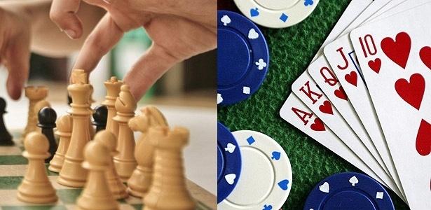 Xadrez e pôquer podem participar de Olimpíada intelectual em 2016