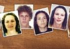 Cielo com cachinhos, famosos mais jovens e bizarrices nas fotos 3x4 do Pan; veja