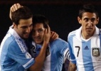 Higuaín diz que Messi merece vencer a Copa América com a Argentina - REUTERS/Martin Acosta