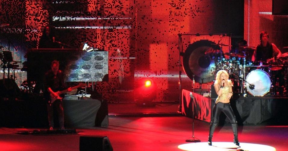 Shakira tem experiência em grandes eventos de futebol, já que se apresentou na abertura da Copa do Mundo da África do Sul