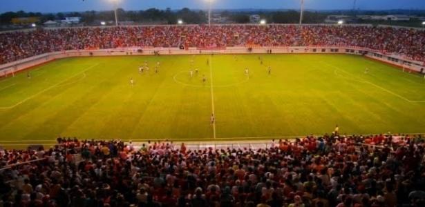 Arena da Floresta, casa do Atlético Acreano, terá a primeira partida da Copa do Brasil