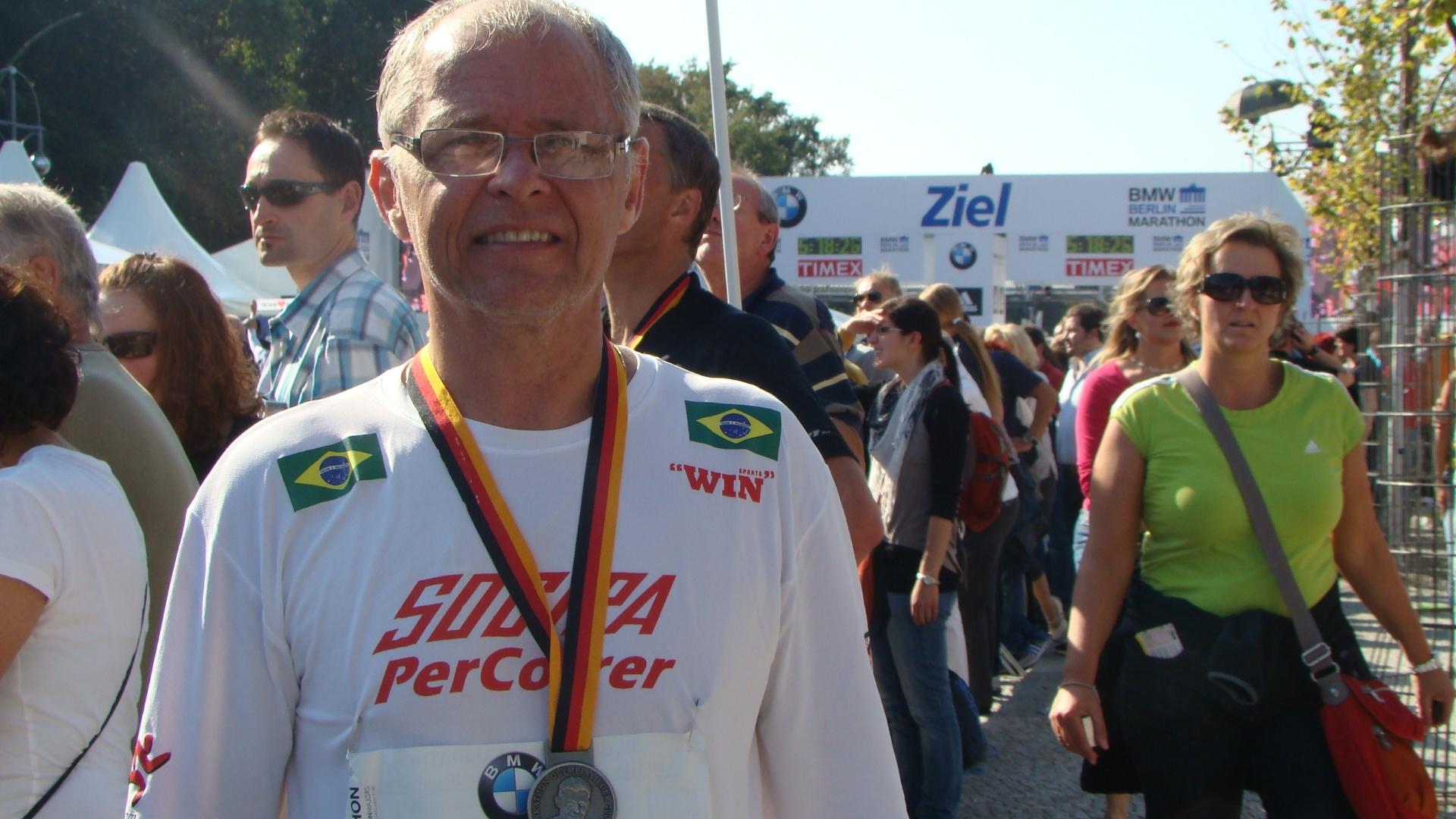 Você Manda: Marcos Scharnberg Neto, 56 anos.
