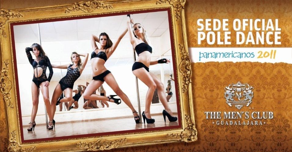 Casa de pole dance em Guadalajara pega carona no Pan para atrair mais clientes (25/10/2011)