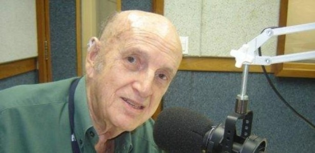 O radialista Luiz Mendes, da Rádio Globo, morreu no Rio na manhã desta quinta-feira