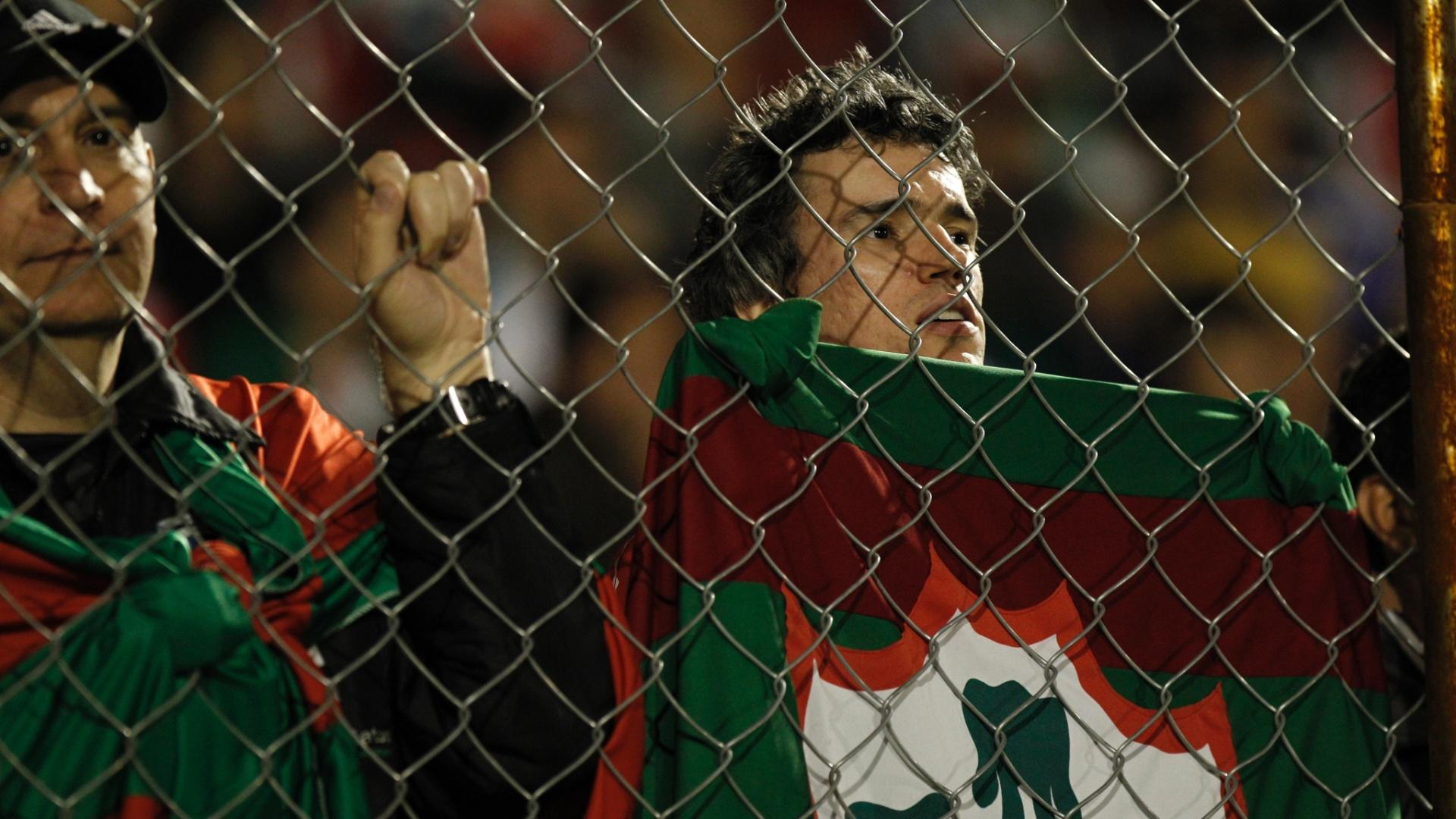 Campeã da Série B, a Portuguesa goleou o rebaixado Duque de Caxias por 4 a 0 no estádio do Canindé