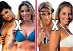 Gatas do Brasileiro chegam às últimas horas de votação; ajude a decidir o título