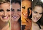 Enquete: Qual das Gatas do Brasileiro merece o título de Miss Simpatia?