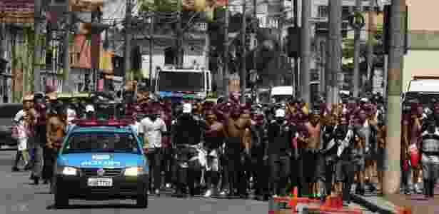 90e608833e Organizadas do Vasco e a rotina de brigas