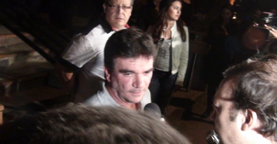 Andrés Sanchez avisou que tentará manter todos os atletas do elenco para 2012