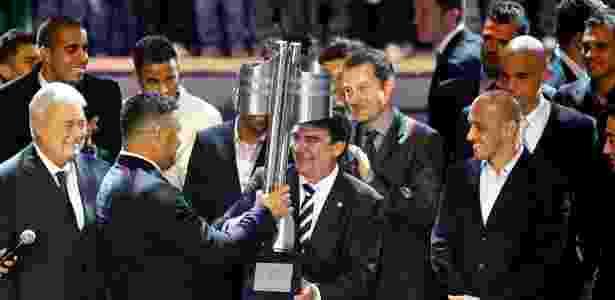 Campeonato Brasileiro ficou à frente do Italiano na lista dos mais competitivos - Almeida Rocha/Folhapress