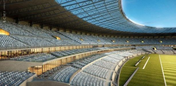 Mineirão será o estádio de Minas Gerais na Copa do Mundo de 2014
