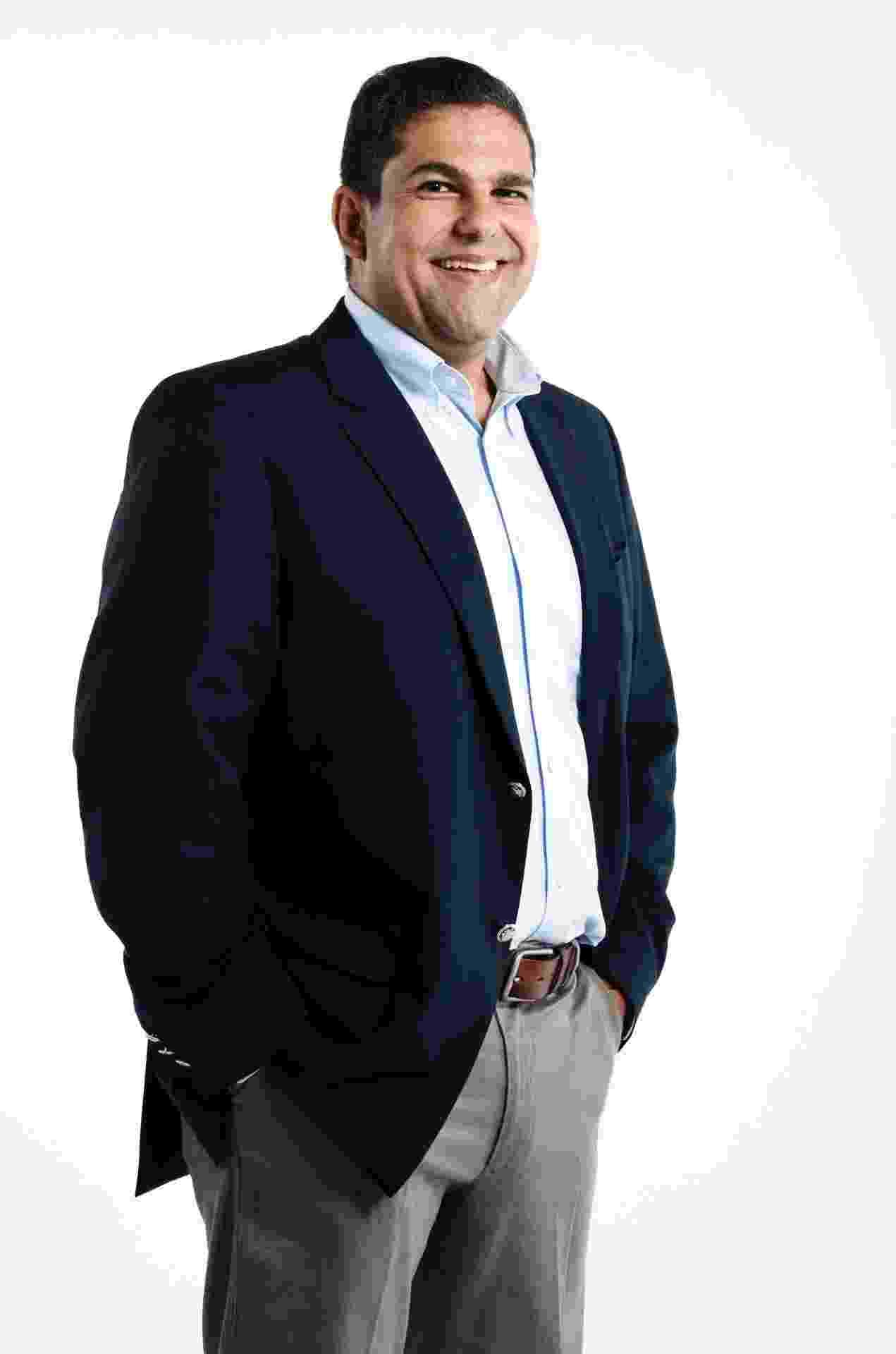 Ex-Sportv, narrador João Guilherme é uma das atrações da Fox Sport - Divulgação