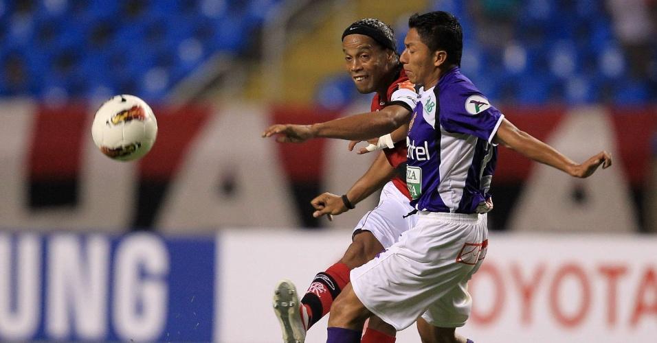 Ronaldinho Gaúcho, do Flamengo