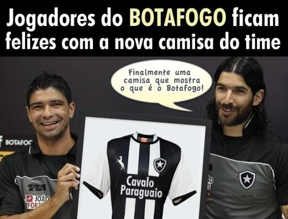 Corneta FC: Cavalo paraguaio ganha nova camisa