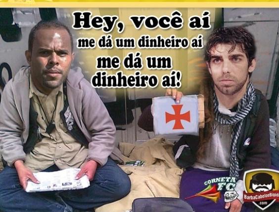 Corneta FC: Alecsandro e Juninho cantam marchinha do Carnaval vascaíno