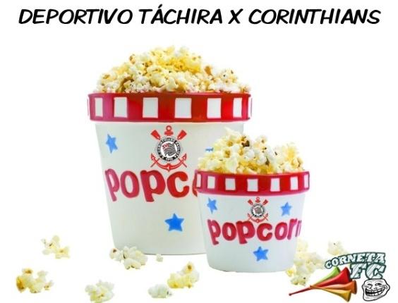 Corneta FC: pipoca corintiana na Libertadores