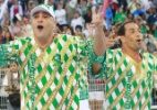 Esportistas curtem Carnaval pelo país
