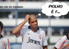 """Internautas tentam """"ler os pensamentos"""" de Adriano"""