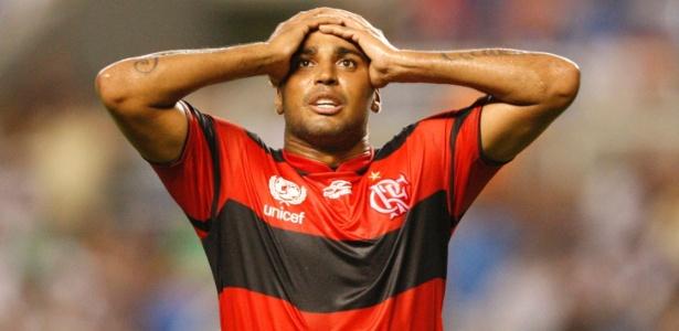 Dias de luta: Deivid foi grande decepção no Flamengo