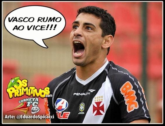 Corneta FC: Vasco vence o Flamengo e se aproxima de mais um vice