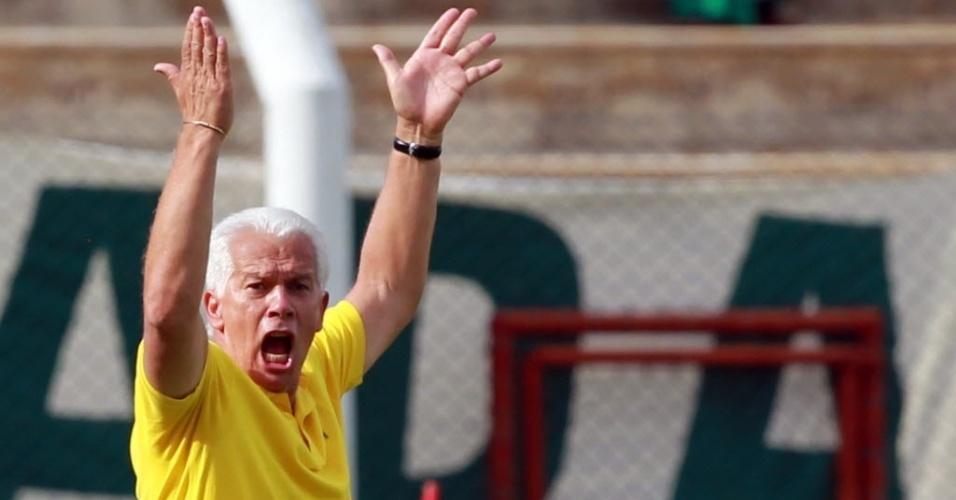 Leão, assim como Felipão, também criticou a arbitragem, mas considerou São Paulo prejudicado