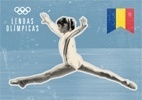 Comaneci capitaliza antítese de mestres e é primeira ginasta perfeita - Arte UOL