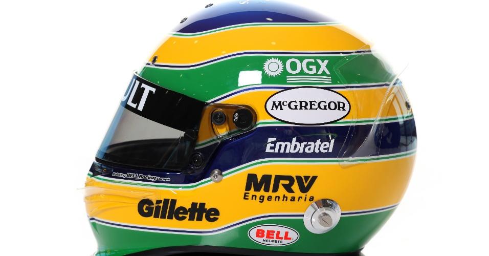 Bruno Senna ganhou vaga na Williams e correrá com o carro número 19