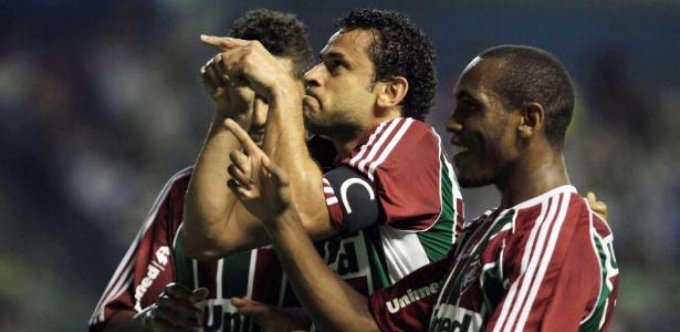 Fluminense descartou chance de perder atacante Fred para futebol do Qatar