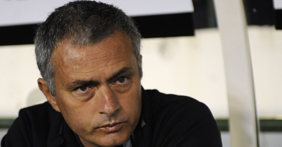 Contra o Bétis, José Mourinho completou 100 jogos à frente do Real Madrid
