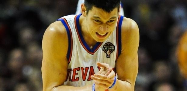 Jeremy Lin deve reforçar o Houston Rockets na próxima temporada - EFE/TANNEN MAURY