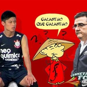 Corneta FC: Galantia? Que galantia?