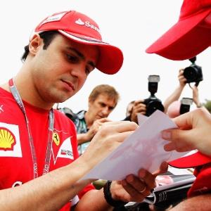 Massa durante o fim de semana na Austrália; brasileiro segue pressionado pela imprensa italiana