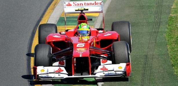 Massa teve um sábado difícil em Albert Park e obteve apenas o 16º lugar no grid
