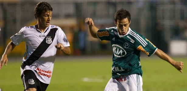 Meia Valdívia pode não vestir mais a camisa do Palmeiras após sequestro-relâmpago
