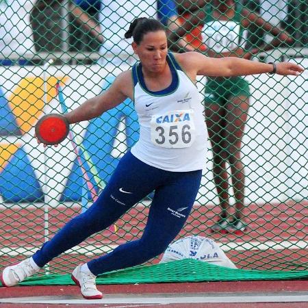 Fernanda Borges foi liberada para competir nas Olimpíadas - Agência Luz/ BM&Fbovespa