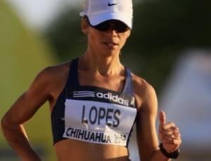Cisiane Lopes faz parte da delegação brasileira que já está no México para o Pan