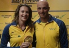 Salto Alto olímpico - Sorte no amor... Conheça os casais que deram azar em Londres - Roberta Nomura/UOL Esporte