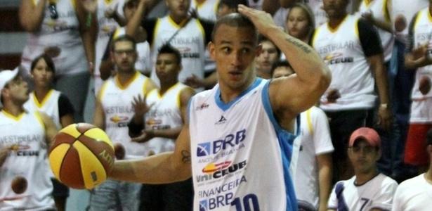 Alex Garcia, jogador do Brasília