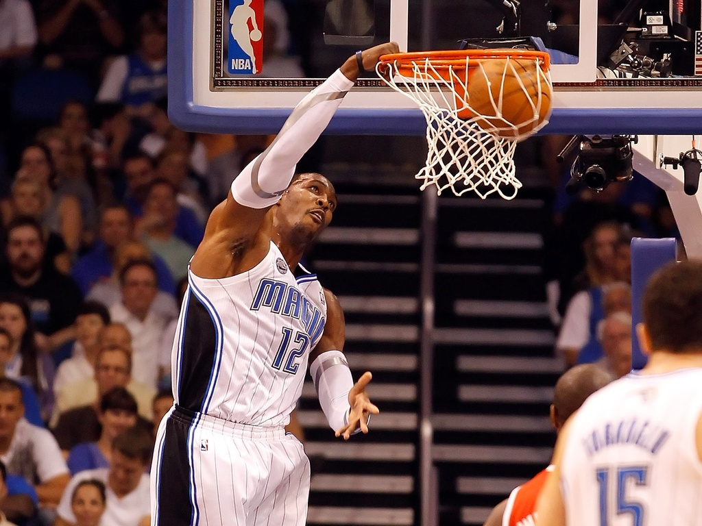 Dwight Howard enterra na derrota do Orlando Magic para o Atlanta Hawks, nos playoffs da NBA
