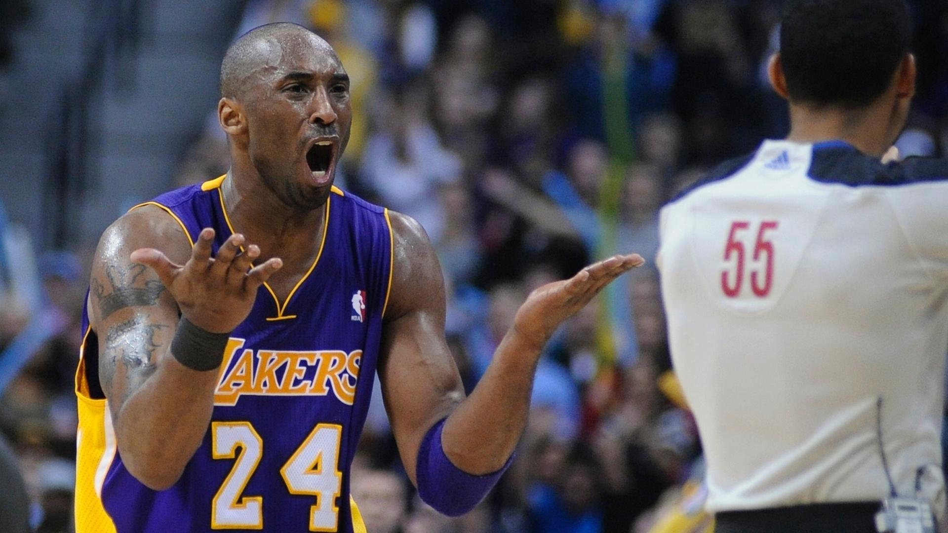 fd3bf01d2 Kobe critica diretoria dos Lakers e cobra definição sobre situação de Gasol  - 20 02 2012 - UOL Esporte