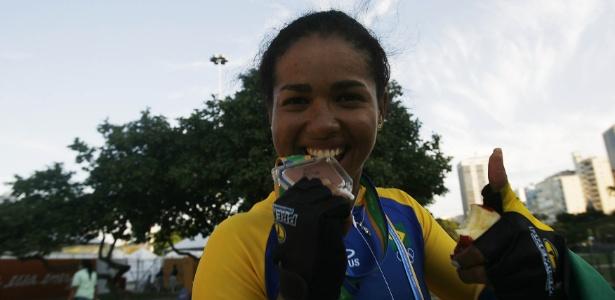 Clemilda Fernandes recebeu verba do Ministério mesmo durante suspensão por doping