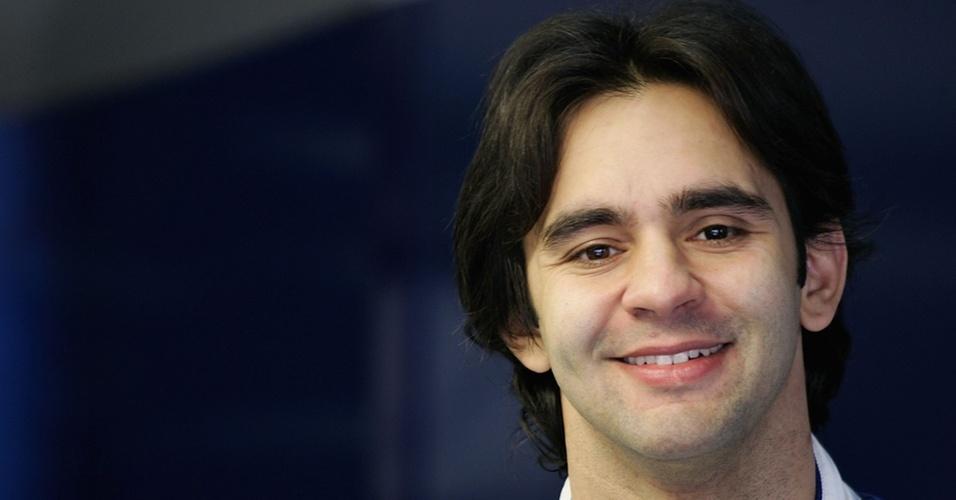 Antonio Pizzonia, ex-piloto da Williams na Fórmula 1