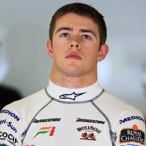 Escocês Paul di Resta era terceiro piloto da Force India em 2010, e agora foi promovido pelo time