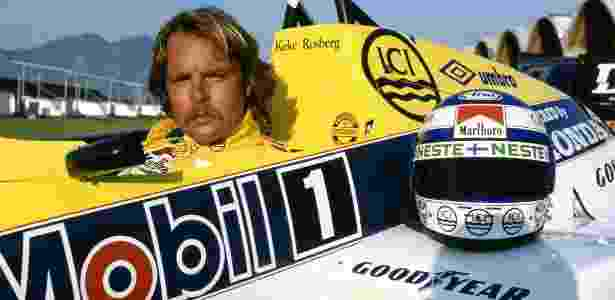 Keke Rosberg, 1982 - Michael King/Getty Images - Michael King/Getty Images
