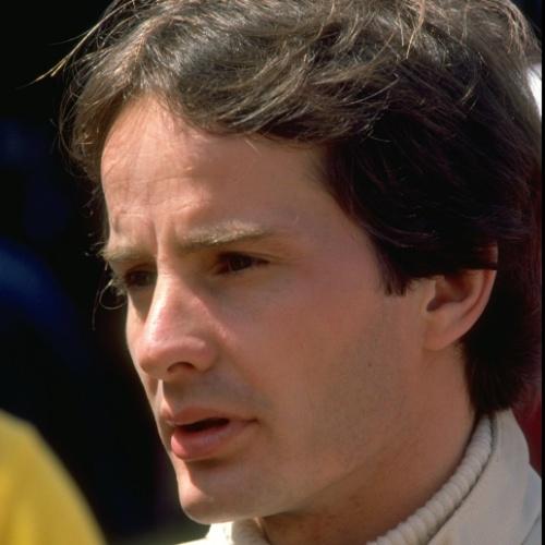 Canadense Gilles Villeneuve, vice-campeão da Fórmula 1 em 1979