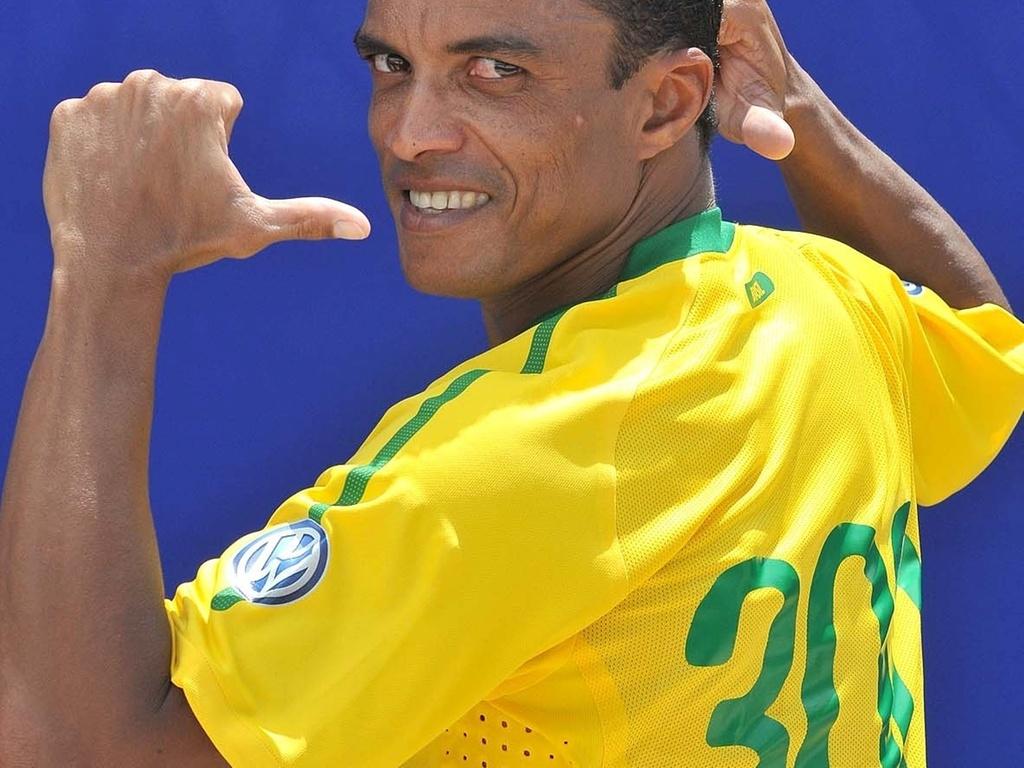 Benjamin vai completar 300 jogos com a camisa da seleção brasileira de futebol de areia neste domingo