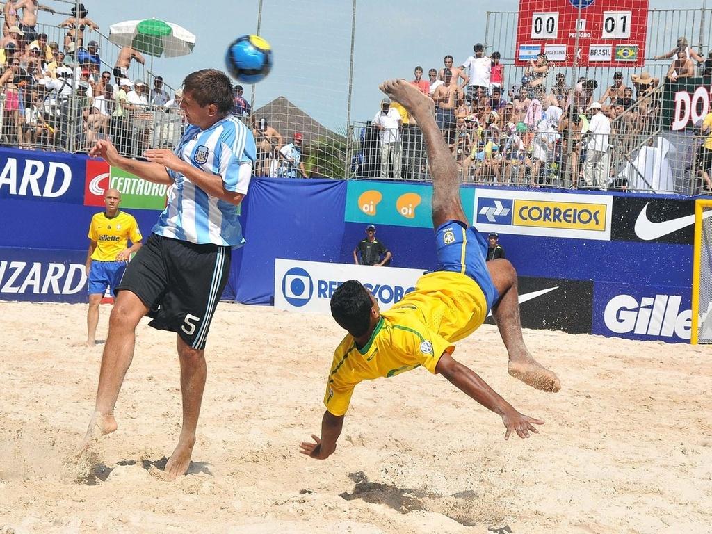 O Brasil teve dificuldade contra os hermanos, mas não deixou de brilhar