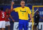 Brasil faz 4 em Portugal e vai enfrentar a Rússia na final do Mundial de futebol de areia - FIFA