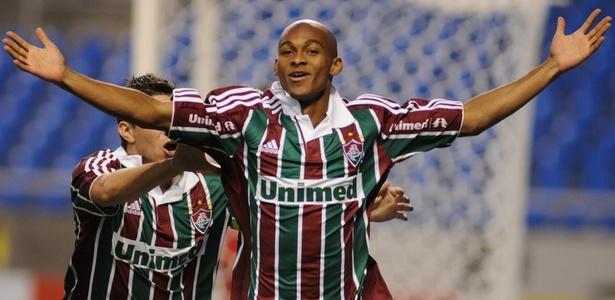 Meia começou como grande promessa no Fluminense, ganhando o Brasileirão de 2010