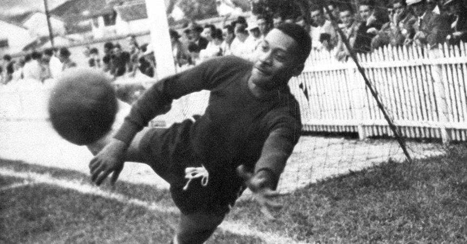 Barbosa, ex-goleiro do Vasco